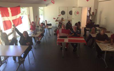 Fodbolddag på Holmegaard Heldagsskole