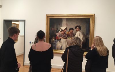 Besøg på Statens Museum for kunst