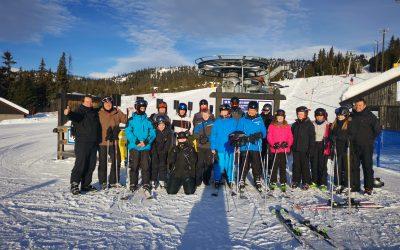 Skitur til Kvittfjell, Norge 2020