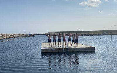 Badetur i Karrebæk